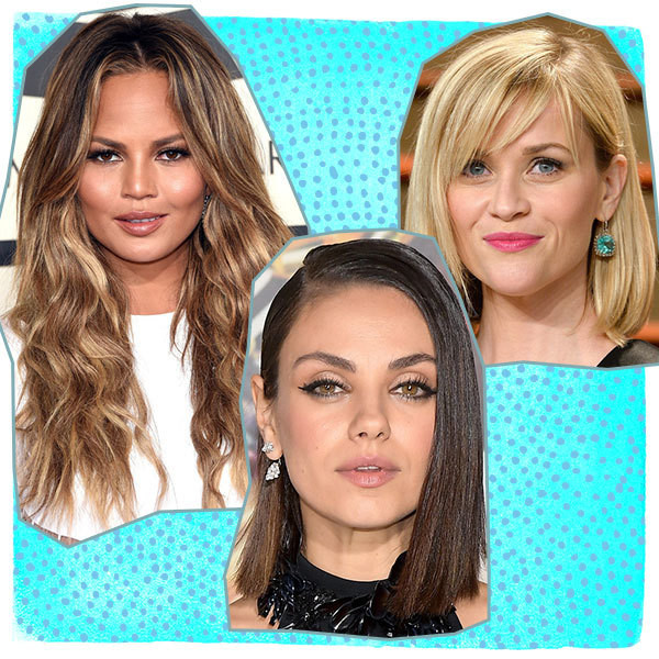 The Most Stylish Celebrity Mom Hairstyles