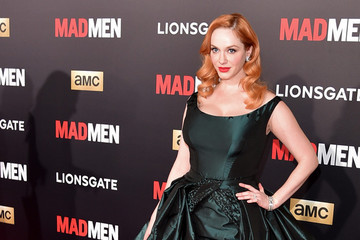 See What the Stars Wore to Say Farewell to 'Mad Men'