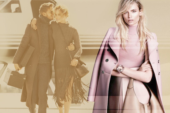 The Most Inspiring Fall 2014 Fashion Campaign Images