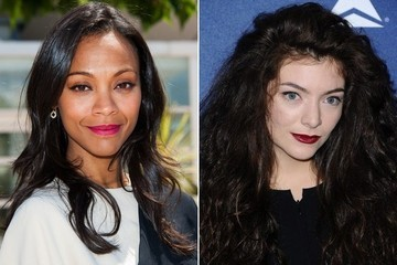 Zoe Saldana Just Got A Big Hair Gig, Lorde Fights Back Against Photoshop, and More