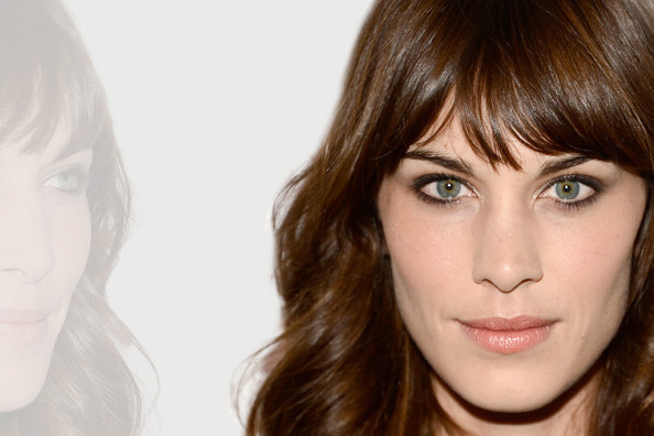 You Voted: The 10 Celebs Who Pull Off Blunt Bangs Best