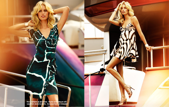 Roberto Cavalli Launches a Collaboration With Target... in Australia