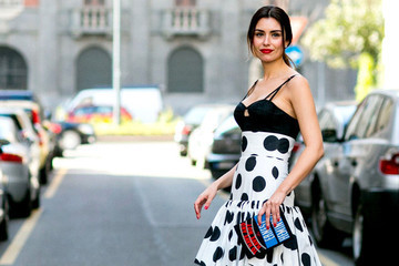 Street Style Spotlight: Eye-Catching Prints