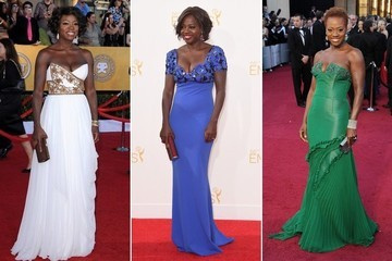Viola Davis' Best Red Carpet Looks Ever