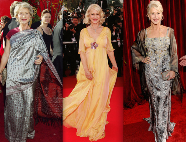 The Style Evolution of Helen Mirren
