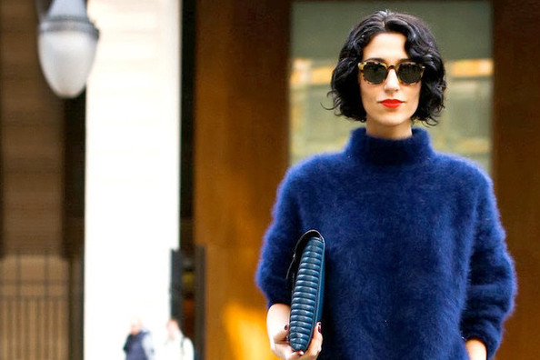 Yasmin Sewell's Chicest Street Looks