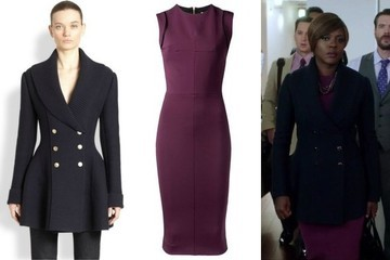 Shop Professional Pieces Worn Last Night on 'How to Get Away with Murder'