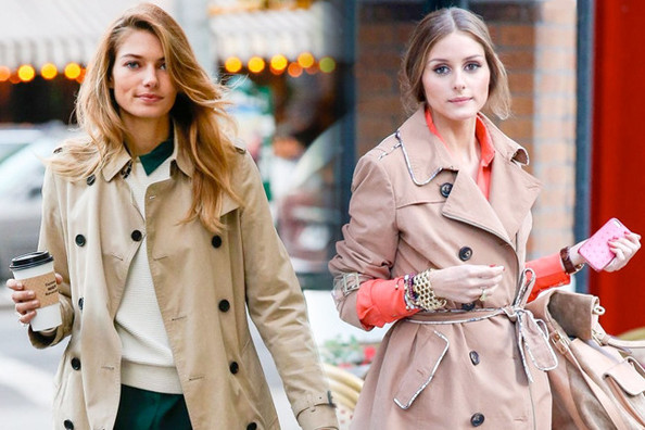 How to Style a Classic Trench for Spring