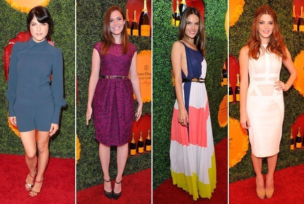 Best & Worst Dressed - 3rd Annual Veuve Clicquot Polo Classic