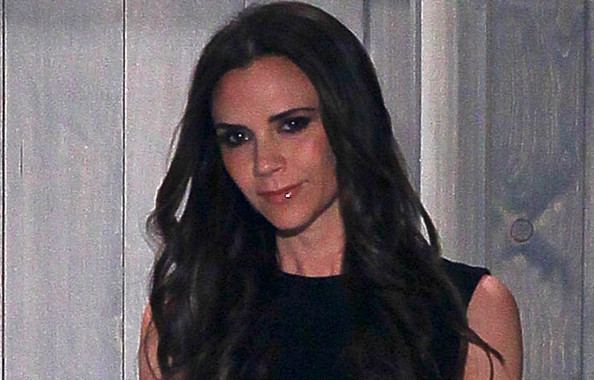 Victoria Beckham Assures Us She's 'a Happy Person' Despite Icy Persona