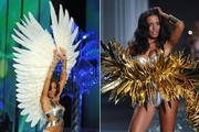 Selita Ebanks' Slinkiest, Sultriest Catwalk Moments