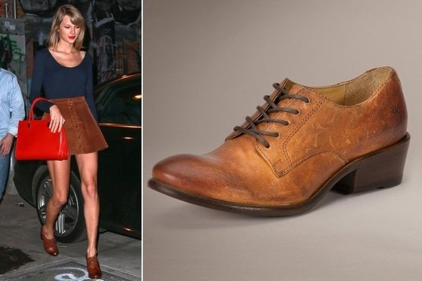 Found: Taylor Swift's Oxfords