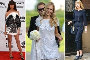 Chrissy Teigen's New Gig, Poppy Delevingne Says 'I Do' in Chanel, Taylor Swift Faces Lawsuit, and More