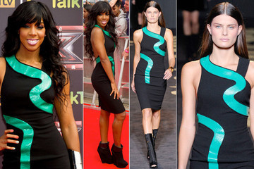 Runway to Reality: Kelly Rowland in Versace