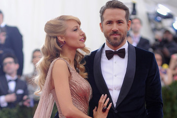 Congrats Blake Lively and Ryan Reynolds!