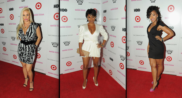 Best and Worst Dressed at 'Good Hair' NYC Screening