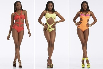 Nicki Minaj's First Swimwear Collection