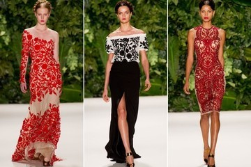 Naeem Khan's Spring 2014 Collection