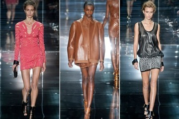 Tom Ford's Spring 2014 Collection