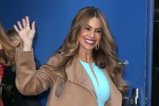 Sofia Vergara Looks Awfully Gorgeous in the Morning