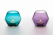 Made in America: Hand Blown Glass Votives from Beacon, NY