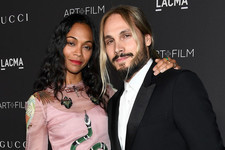 'Guardians of the Galaxy Vol. 2' Star Zoe Saldana and Husband Marco Perego Announce Arrival of Third Son