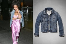 Found: Rihanna's Denim Jacket