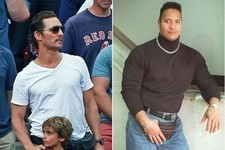 What's Better Than Matthew McConaughey Wearing a Fanny Pack? The Rock Wearing a Fanny Pack