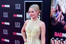 Look of the Day: Kristen Bell's Mini Number