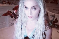 Madonna Makes a Surprisingly Awesome Daenerys Targaryen, In Case You Ever Wondered