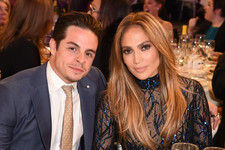 Surprisingly, There's No Bad Blood Between Jennifer Lopez and Casper Smart