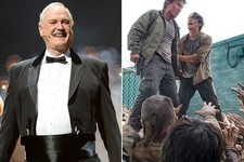 John Cleese Delivers a Delightful Recap of Six Seasons of 'The Walking Dead'