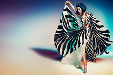 Nicki Minaj Stars in Cavalli Campaign, NYFW Says Goodbye to Lincoln Center and More