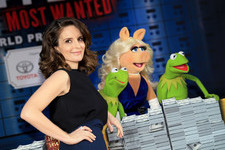All Your Favorite Stars (and Puppets) Were at the 'Muppets' Premiere