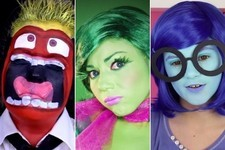 These 'Inside Out' Makeup Tutorials Will Blow Your Mind
