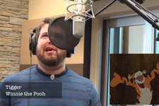 This Guy Covered 'Let It Go' in the Voices of 21 Famous Disney Characters