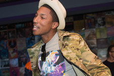 Pharrell's New 'Despicable Me 2' Song Will Make You Very 'Happy'
