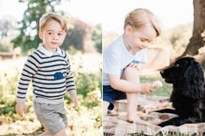 Prince William Says Son Prince George Was 'Far Too Spoiled' on His 3rd Birthday