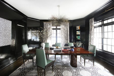 A Darkly Glamorous Family Retreat