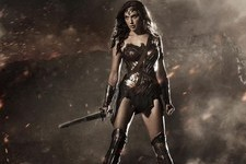 First Picture of Gal Gadot as Wonder Woman Revealed at Comic-Con!