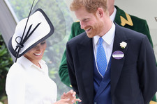 Prince Harry And Meghan Markle's Cutest Photos As Husband And Wife