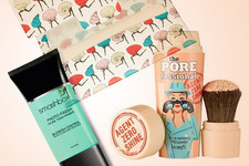 Shine-Control Beauty Products