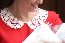 Adorable Pics Of The New Royal Baby