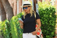 Celeb Street Style: Reese Witherspoon
