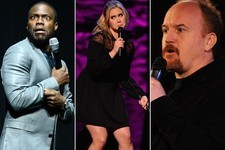 Which Stand-Up Comedian Are You?
