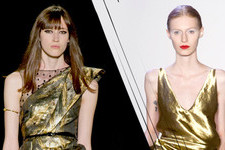 Fashion Trend Report: Metallics