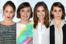 Vote! Which 'Girls' Star Had The Best Beauty Look?