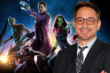 Robert Downey Jr. Calls 'Guardians of the Galaxy' the 'Best Marvel Movie'