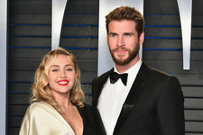 Miley Cyrus And Liam Hemsworth Are Helping Their Community Heal After Losing Their Malibu Home