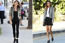 Who Wore It Better: Nikki Reed or Jamie Chung?